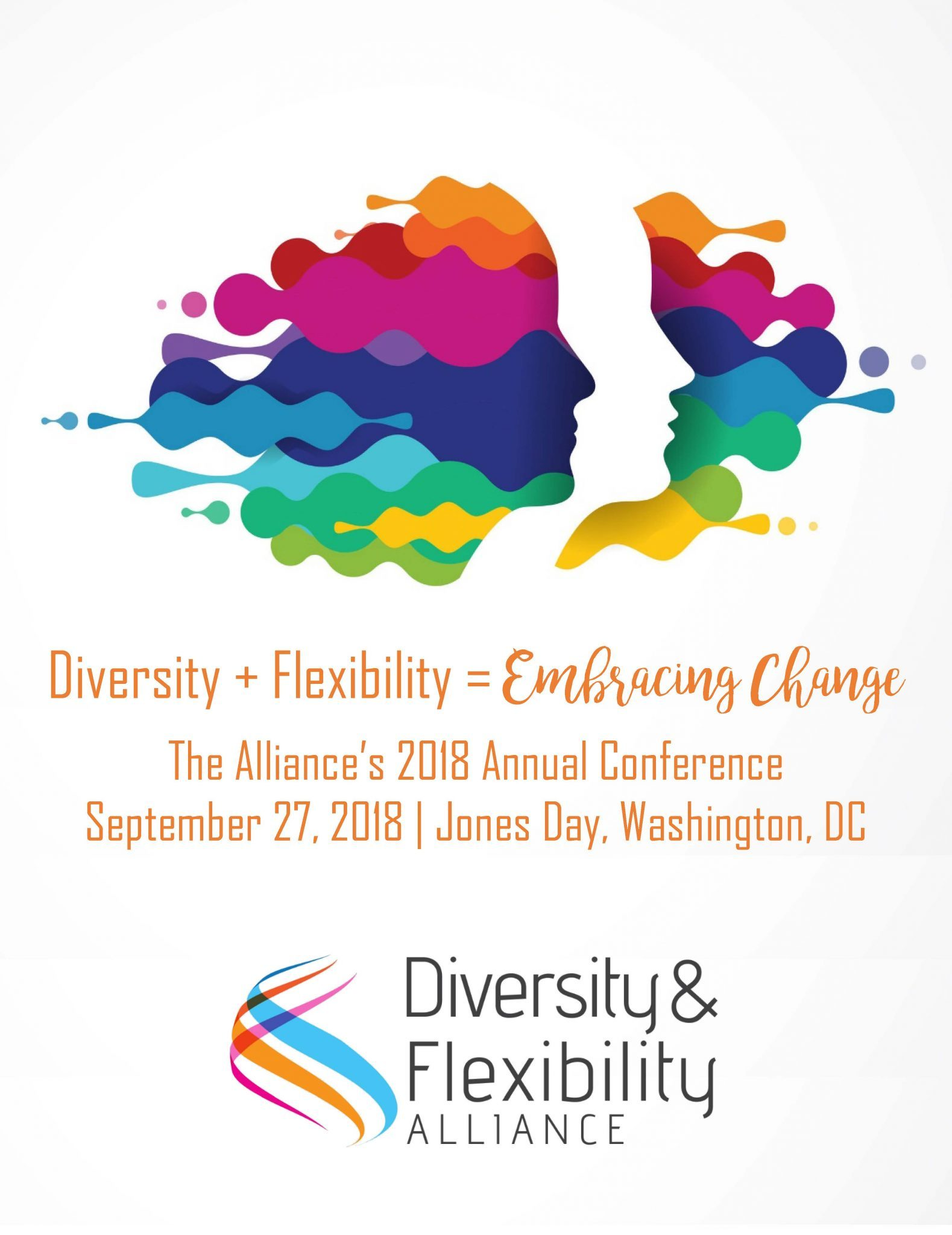 2018 Annual Conference | Diversity + Flexibility = Embracing